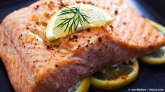 Enjoy the outstanding nutrition of salmon in this mouthwatering healthy baked salmon recipe. http://recipes.mercola.com/healthy-baked-salmon-recipe.aspx