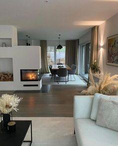 Home Room Design, Dream Home Design, Home Interior Design, Living Room Designs, Living Room Decor, Dream House Interior, Dream Rooms, Apartment Interior, My New Room
