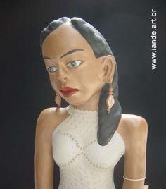 Boneca, Ana Aparecida, Jequitinhonha, cód.A1322