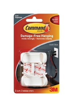 Command Large Cord Clips, 2-Clip Command http://www.amazon.com/dp/B0000AQOE2/ref=cm_sw_r_pi_dp_8Evaub17FR7HR