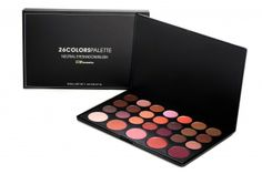 26 Shadow Blush Combo Palette: Eyeshadow & Blush Makeup- BH Cosmetics!
