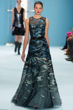 Carolina Herrera fall/winter 2015 collection