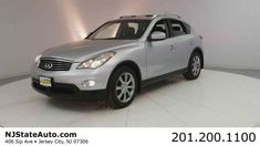 2012 INFINITI EX35 AWD 4dr Journey Jersey City NJ 21996046 at New Jersey State Auto Auction   - Open to the Public at 9 am. Mon.-Sat. #NJ #NY