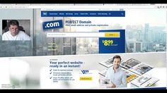Blog en Wordpress usando 1and1 Hosting