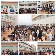 Özel Mürüvvet Evyap Okulları 2017-2018 eğitim-öğretim yılı açılış töreni, okul bahçesinde velilerin de katılımıyla coşkulu bir tören ile gerçekleşti.