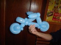 Make Balloon Animals (or motorcycles) Balloon Twisting Instructions