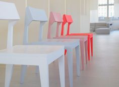 Dining Chairs, Colours, Inspiration, Berlin, 3d, Furniture, Home Decor, Nice Designs, Biblical Inspiration