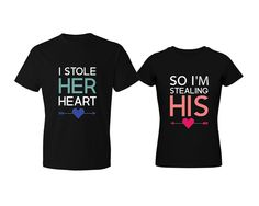 Stole Couple T-Shirt (Price of One)