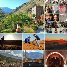 Back home after a wonderful 12 day's trip to Morocco. As always I take back home great memories.  The end of a trip is just the beginning of the next one :-) Planning never stops.  #travel #carameltrail #neverstopexploring #neverstoptraveling #adventure