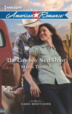 Interview With Romance Author Marin Thomas And Review of The Cowboy Next Door. To enter for your chance to win a signed book 9/11/13!