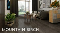 Mountain Birch, 7 layer multiply construction which makes Walner stronger. Designed, Engineered, and Manufactured to Opus Floors Canada's specifications.  1-800-653-6177 www.opusfloors.ca Natural Wood Flooring, Personal And Professional Development, Engineered Hardwood, Birch, Floors, Mountain, Canada, Construction, Furniture