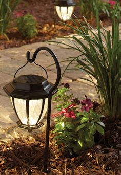Easy-to-install landscape lights are a key component in boosting curb appeal from the mailbox to the front porch. Pick up more curb appeal tips at The Home Depot's Garden Club.