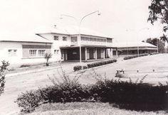 Casa do Pessoal do Luxilo (antiga Companhia de Diamantes de Angola) Lunda Norte