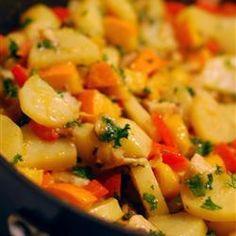 Winter Vegetable Hash Allrecipes.com