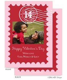 Valentine's Day cards and invitations from Printswell.  Can be purchased at www.noteworthync.com. #Valentine #ValentinesDay #ValentineCard #Love #February14 #February #hearts