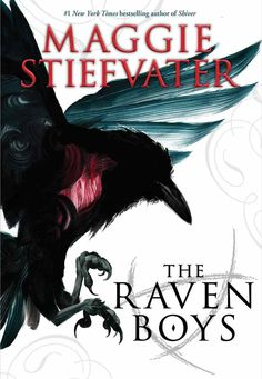 The Raven Boys by Maggie Stiefvater || Book Review by Hyperman's Book Blog