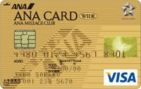 ANA Ana Mileage Club | JCB Card gold WIDE