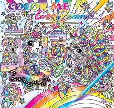 Lisa Frank Adult Coloring Books!
