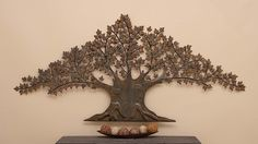 """Awesome """"metal tree art wall"""" detail is offered on our site. Have a look and you will not be sorry you did. Metal Tree Wall Art, Metal Art, Primitive Candles, Country House Design, Tree Artwork, Tree Wall Decor, Colorful Wall Art, Wooden Clock, Decorate Your Room"""
