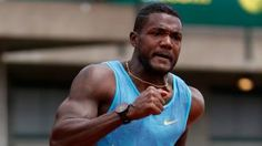 #USA Justin Gatlin runs fastest 200 time ever at US Championships! Justin Gatlin ran the fifth-quickest 200 meters in history Sunday as he recorded a personal best of 19.57 seconds in his win at the U.S. Track and Field Championships in Eugene, Oregon.  Gatlin's time set a meet record at the outdoor nationals, breaking Tyson Gay's time of 19.62 seconds in 2007. Overall, only four men have run the 200 quicker — Americans Michael Johnson & Walter Dix, Jamaican Yohan Blake & WR holder Usain…