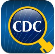 Students Become Disease Detectives in Solve the Outbreak - a free iPad app produced by the Centers for Disease Control and Prevention. The app is a game that contains three epidemics for students to research. In each investigation students have to read the background, read clues, analyze data, and answer questions. The questions put students in the role of a medical professional tasked with helping to curtail the spread of the epidemic.