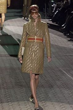 Gucci Fall 2000 Ready-to-Wear Fashion Show - Liisa Winkler, Tom Ford