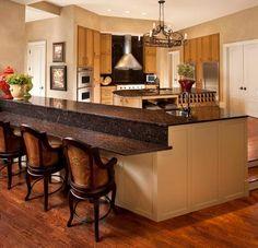 Arlington, TX Vacation Home - traditional - Kitchen - Dallas - Wesley-Wayne Interiors, LLC