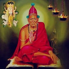 Saints Of India, Swami Samarth, Gods And Goddesses, Princess Zelda, Hinduism, Artist, Paintings, Fictional Characters, Paint