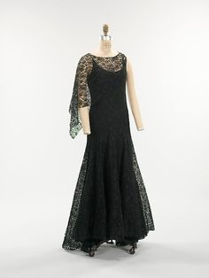 Dress Coco Chanel, 1930 The Metropolitan Museum of Art