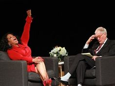 Or this for the win. | Oprah's Top 20 Ways To Improve YourDay