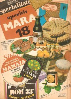 Reclama și brandurile românești în perioada comunistă, anii 1970-1989: totul pentru Stat, cooperative, PECO, Sanda, Mirela, Eugenia, Marga și alte doamne drăguț fardate și coafate, depozite la CEC, Dacia prinde aripi, Mobra o prinde din urmă, la un CI-CO – Made in RO: Muzeul Publicității Titanic, Pop Up, Nostalgia, Advertising, Comic Books, Marketing, History, Comics, Retro