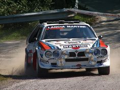 Lancia Delta S4: The beauty and the beast in a single package.