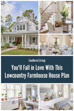 620 best southern living house plans images in 2019 southern rh pinterest com
