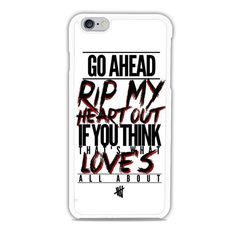 All About 5 SOS iPhone 6 Case