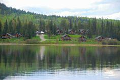 Alpine Meadows Resort, Clearwater BC
