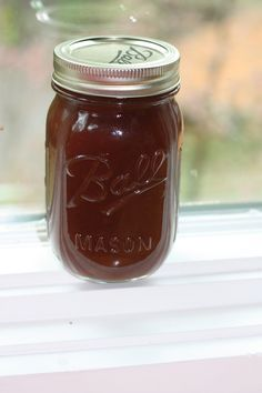 Apple butter - good on a hot biscuit and good to give as gifts with a loaf of homemade bread :)