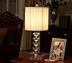 Cristallo Principessa Camera lampada da letto lampada da comodino lampada…