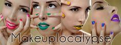 Página web de inspiración: Makeuplocalypse