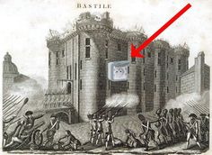 storming of bastille tale of two cities
