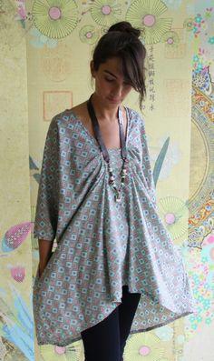 Tina Givens Printed patterns #fallintofashion14 #mccallpatterncompny