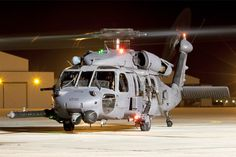 """USAF Combat Rescue Helicopter: I served on this Helicopter as a Member of """"Rescue"""" during Desert Storm."""