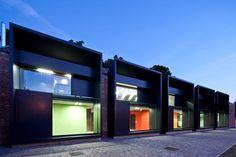 Casa della Musica, Cervignano del Friuli, 2011 - GEZA - Gri e Zucchi Architetti Associati