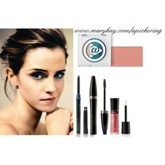 Emma Style by marykaybyanne on Polyvore featuring beauty, Mary Kay and Emma Watson