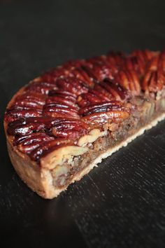 No Cook Desserts, Sweet Desserts, Easy Desserts, Sweet Recipes, Pecan Tarts, Sweet Cooking, Sweet Pie, Healthy Cake, Tea Cakes