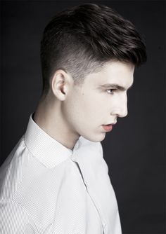 Cool Mens Hairstyles 2014 Slicked Back