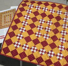 Sunshine Yellow: Little Quilts