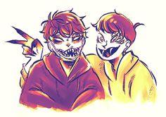 """schaaf-art: """" show me ya teeth """""""