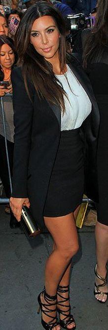 Skirt - K Dash Skirt - Kardashian Kollection Jacket - Balmain Purse - Guiseppe Zanotti Balmain Satin-trimmed stretch-wool blazer