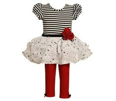 Bonnie BabyGirls Infant Stripe Top Multi 03 * Want to know more, click on the image.