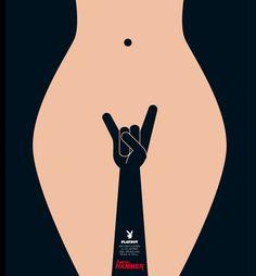 Metal Hammer: Der Playboy rockt